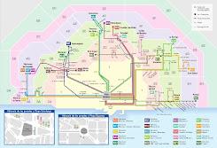 Línies de BUS NIT BCN-Vilafranca per Sant Sadurní i Vilanova-Sitges