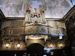 L'organo nella Cappella dei Mercanti