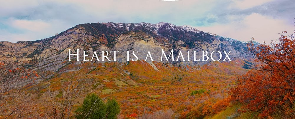 Heart is a Mailbox