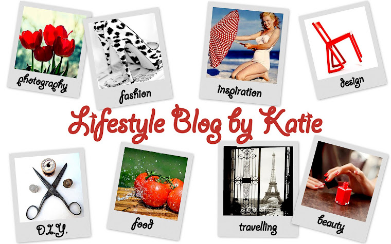 Lifestyle Blog by Katie
