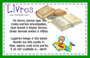 Dia Internacional do Livro Infantil - 2 de Abril