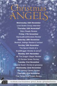 Blog Tour: Christmas Angels