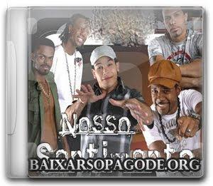 CD Nosso Sentimento - Em Recipe Ao Vivo (2012)