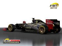 F1 en pista del simulador 5
