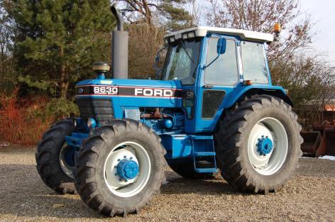 Tweedehands tractor kapaza