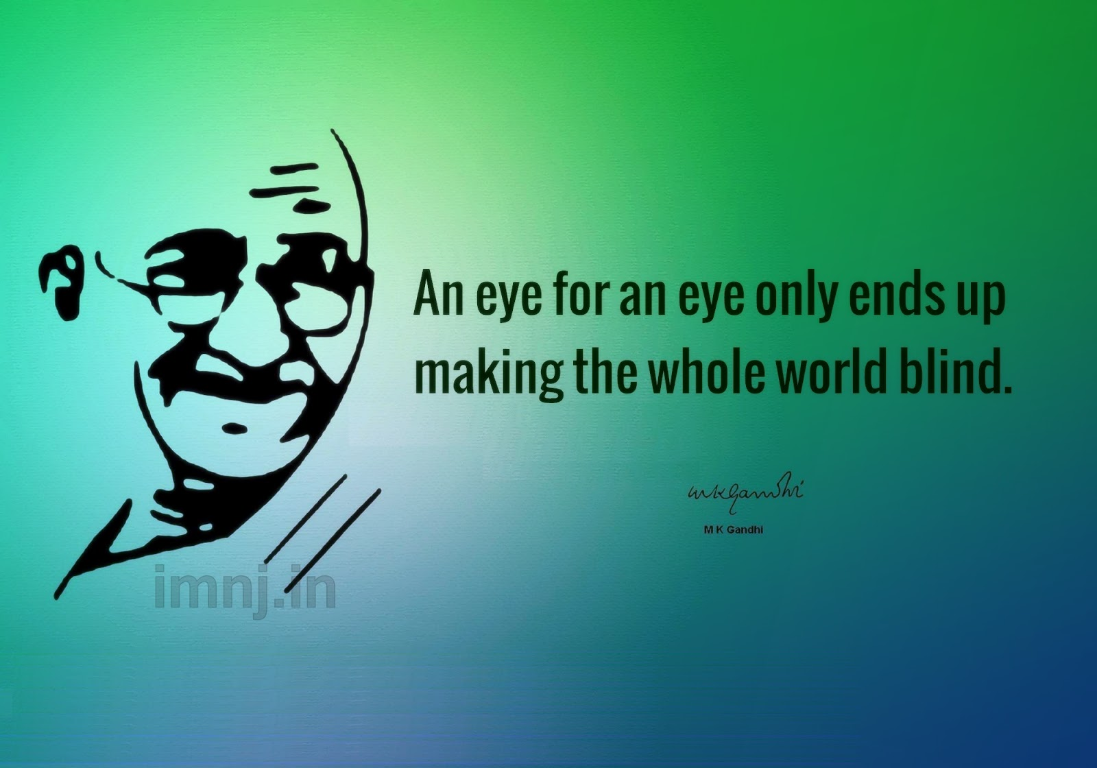 mahatma gandhi quotes - hd
