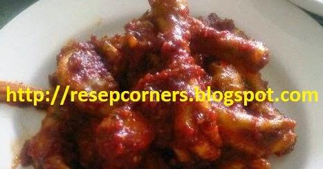 Resep Balado Ceker Ayam Enak