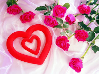 صور ورد وقلوب جديدة رومانسية