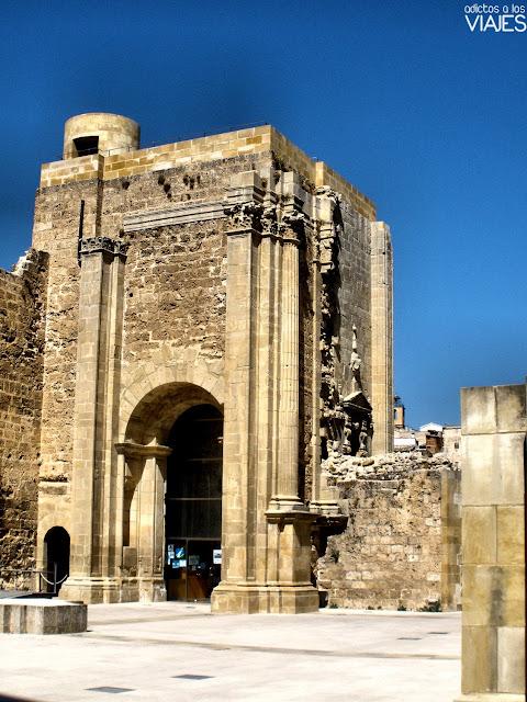 iglesia de santa mar a de cazorla ruinas o templo