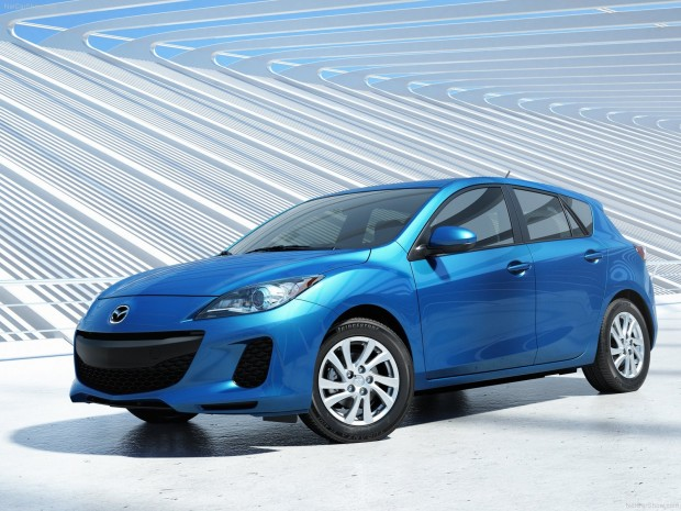 Novo Mazda 3