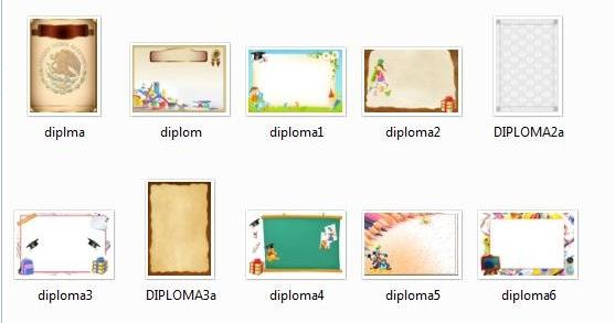 Wallpapers Fondos Para Certificados De Reconocimientos