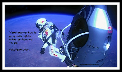 Felix Baumgartner - Red Bull Stratos