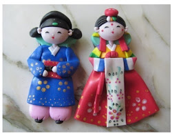 Korean Figurine Couple