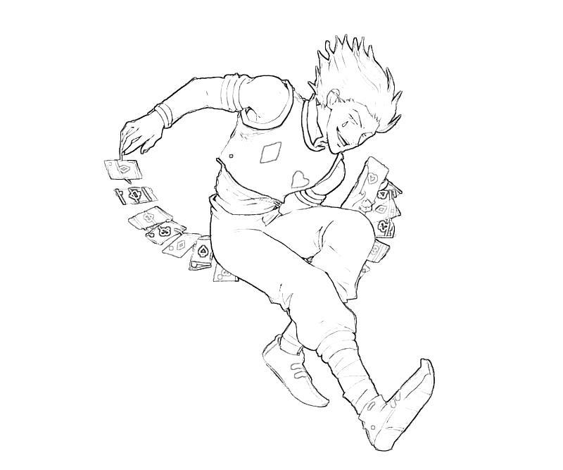 hisoka-skill-coloring-pages