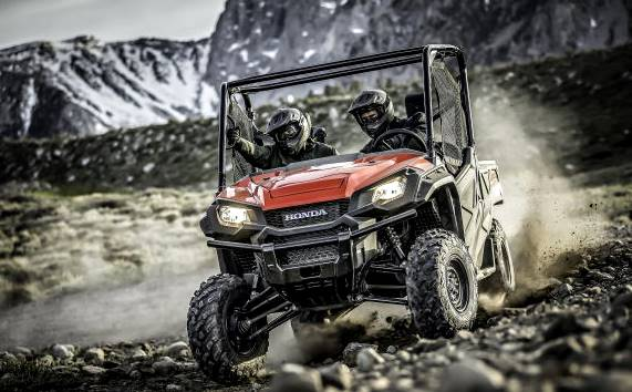 2016 Honda Pioneer 1000 Review