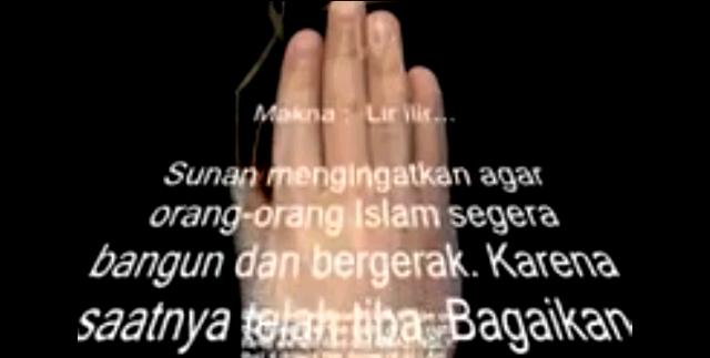 Lir-Ilir, Lagu Kemenangan Islam di Nusantara