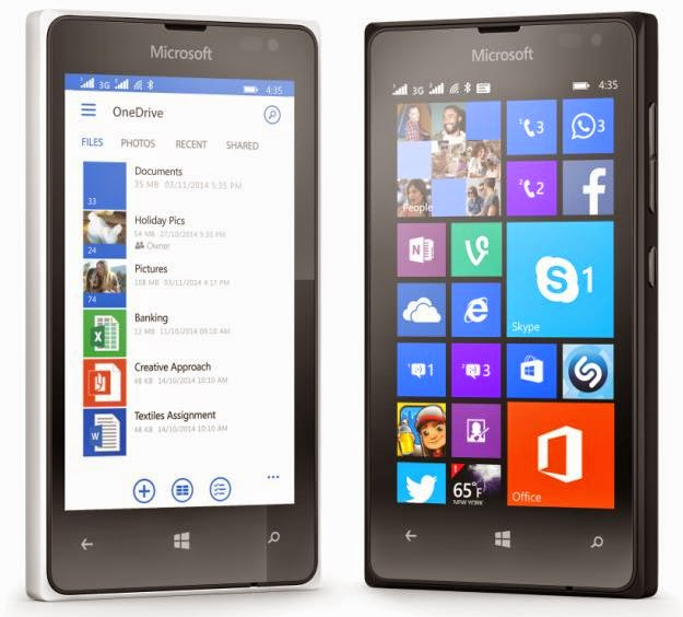 Microsoft Lumia 435 Now Available For Php4,290