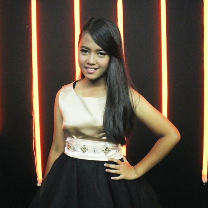 Hanin Dhiya 5 Besar Rising Star Indonesia Best Of Five