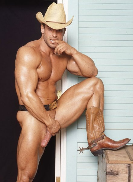 Naked gay cowboys cowgirls