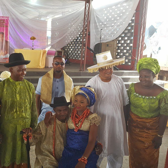 jide kosoko son wedding