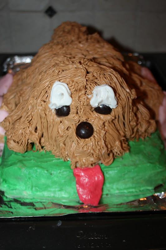 Wilton Dog Cake Pan