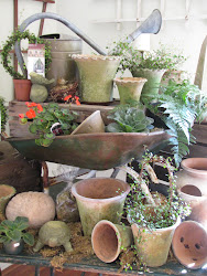 Moss Pottery