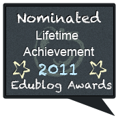 EduBlog Awards Nomination