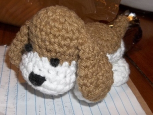 Dolphin Amigurumi Free Crochet Pattern : Sheep of Delight: Free amigurumi crochet pattern: Hound ...