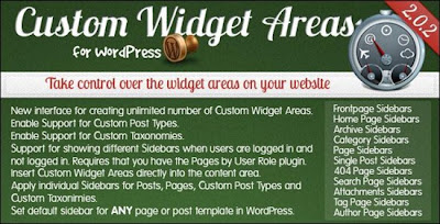 Custom WordPress Widget Areas