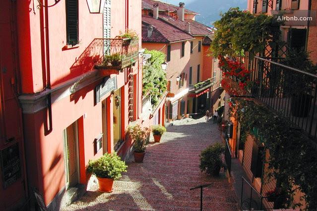 итальянский город Белладжио