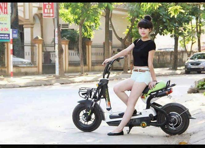Trang Dori xinh đẹp tươi mát