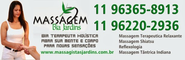 Bia Massagem Jardins