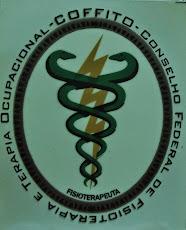 Símbolo Oficial da Fisioterapia - Brasil
