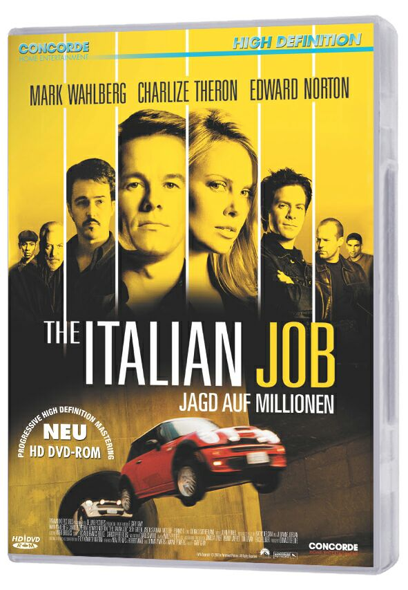entertainment tonight the italian job dual audio full