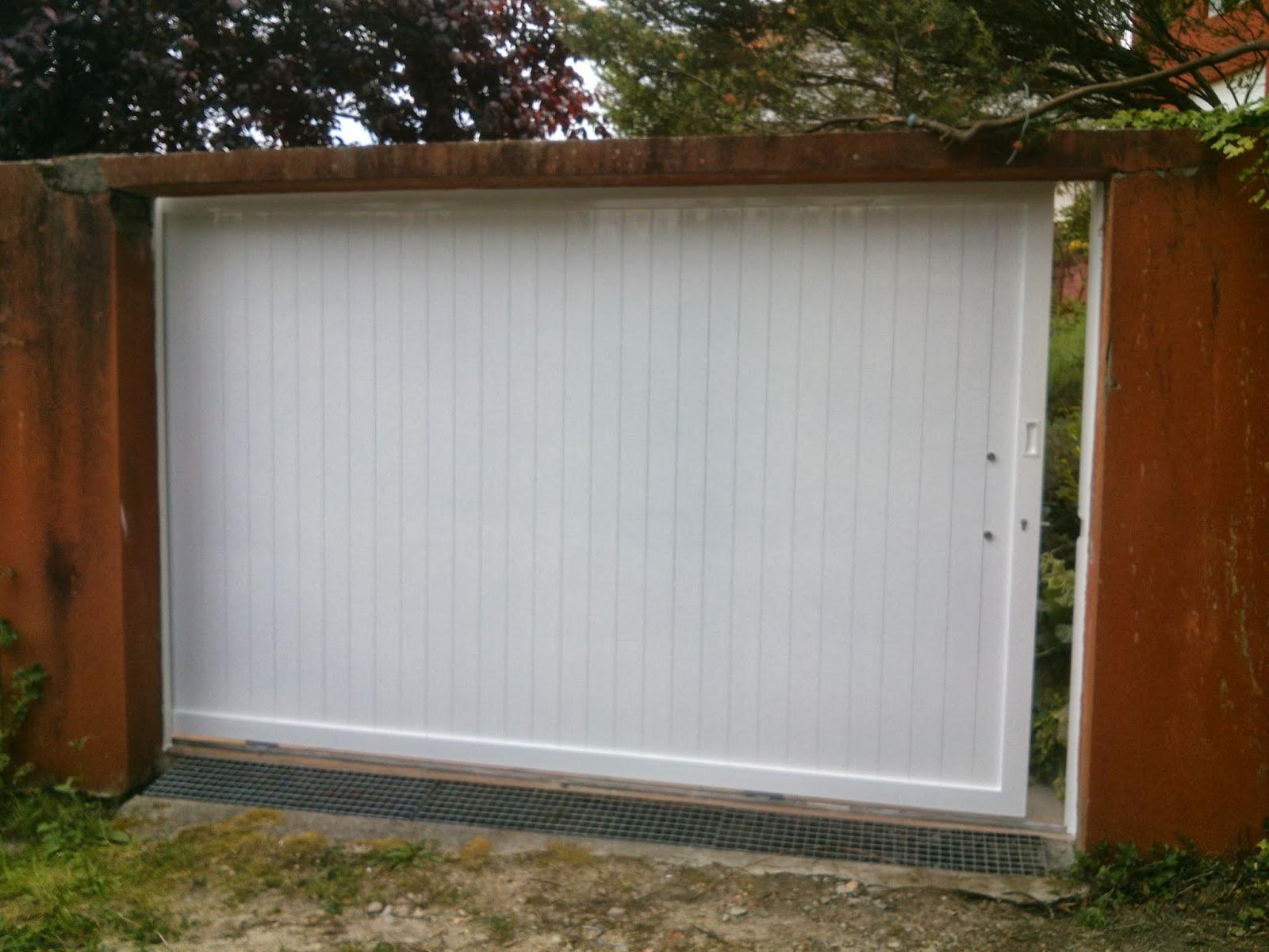 Carpinter a de aluminio silva barandillas y portales - Carpinteria de aluminio en vigo ...