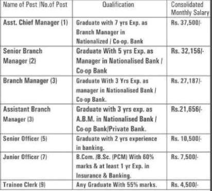 Dharampeth Mahila Society Recruitment 2013 Details