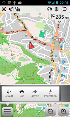 OsmAnd+ Maps & Navigation v2.2.3-screenshot-2