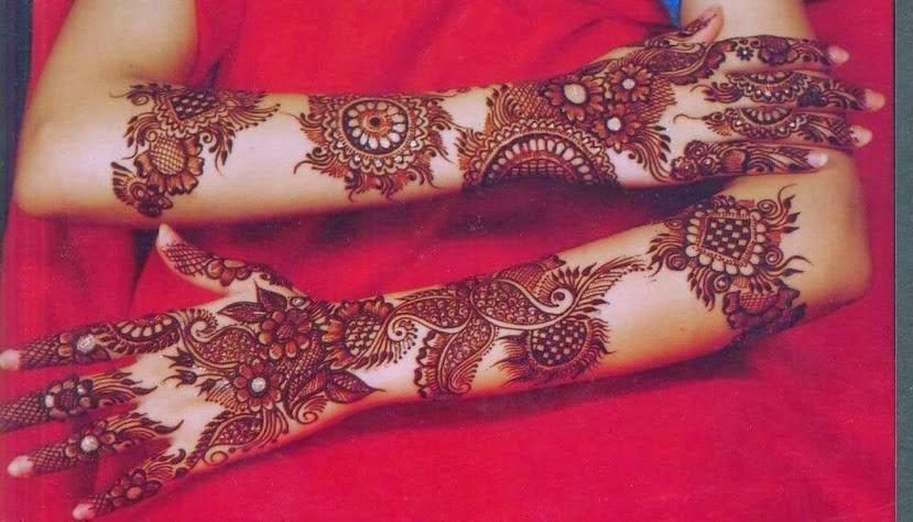 Mehndi Henna Hd : Beautiful latest simple arabic pakistani indian bridal