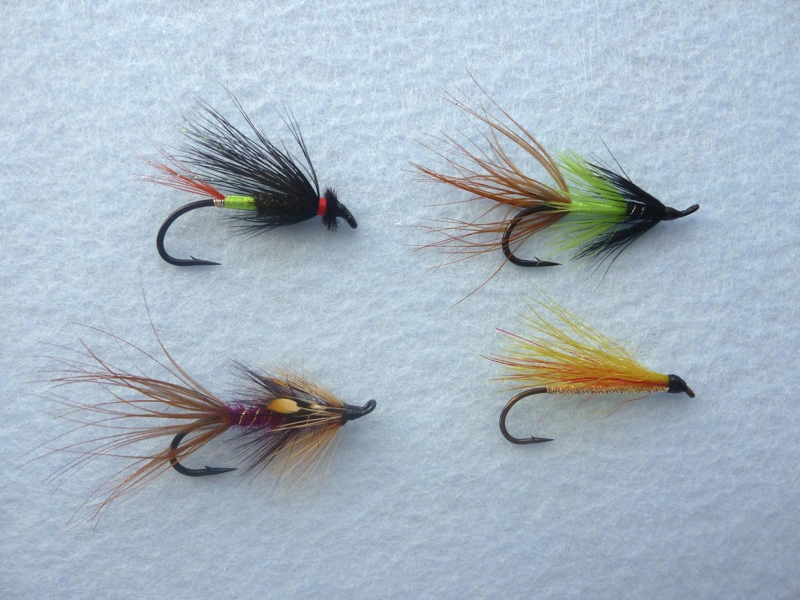 Atlantic salmon flies favorite flies for the naugatuck river for Salon fly