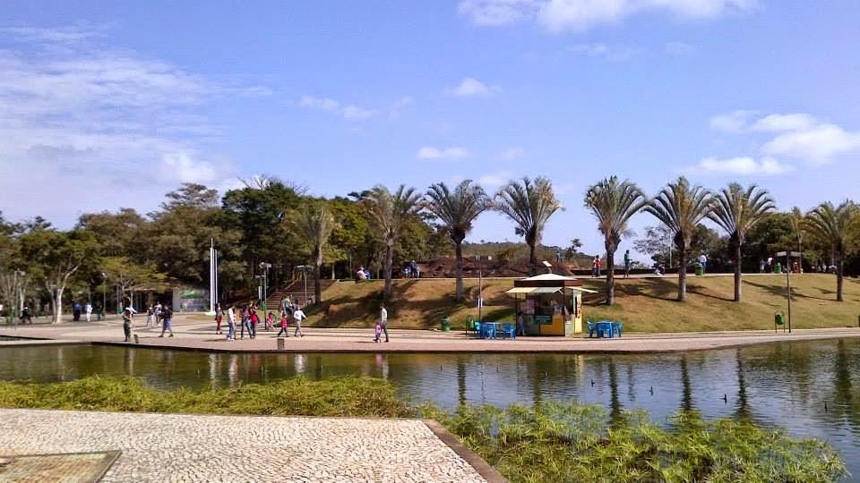 Parque Mangabeiras - BH/ MG