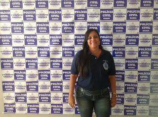 Drª Gloria volta a dirigir a policia civil em Amargosa