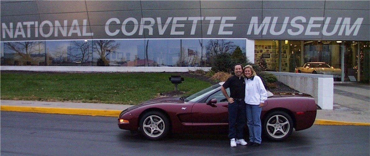 Corvette Factory Tour Closing