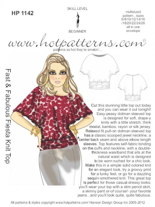 Self Imposed Hot Patterns Challenge