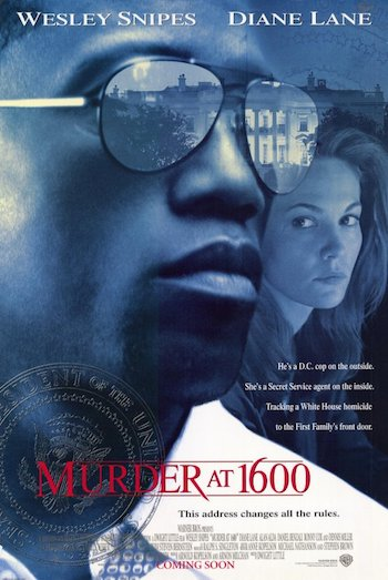 Murder at 1600 1997 Dual Audio Movie Download