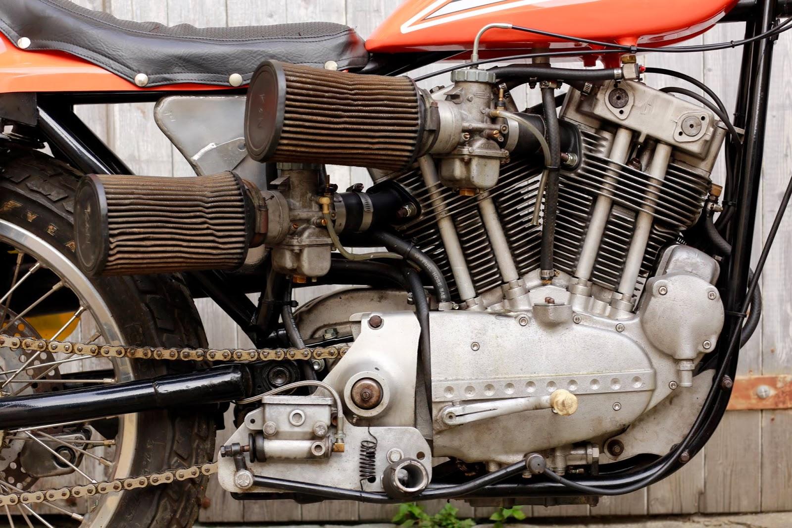 Harley XR 750 Dirt Tracker