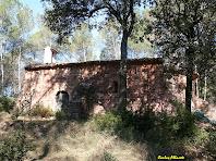 Façana de migdia de l'ermita de la Mare de Déu del Grau. Autor: Carlos Albacete