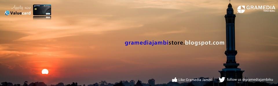 Gramedia Jambi Lovers