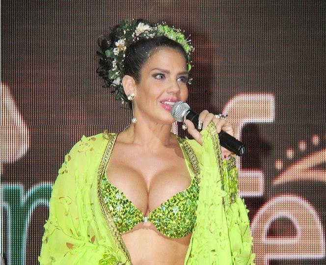 Niurka Marcos se pone controversial por despido de Rodner Figueroa