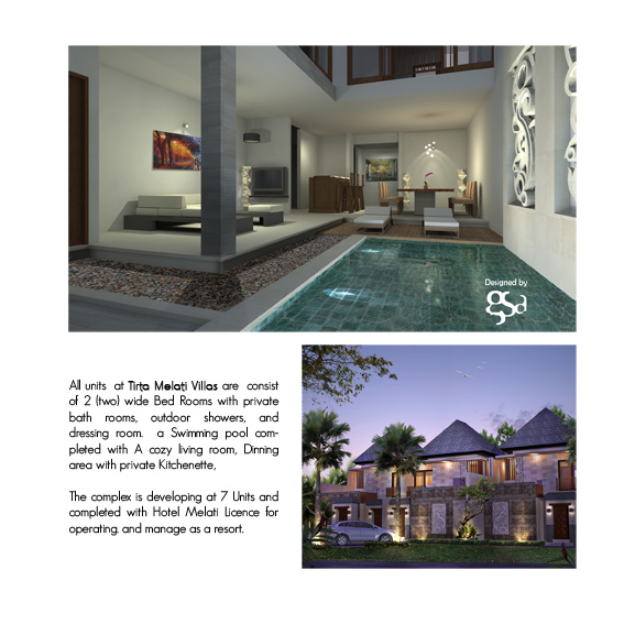 MY BALI ESTATE Represents Owners Of The Finest Properties And