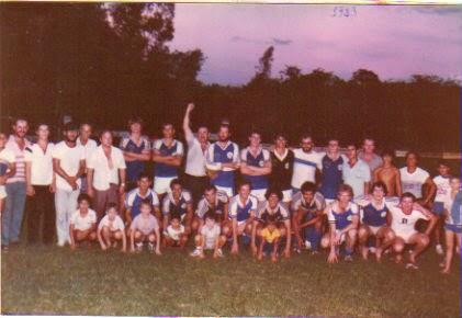1983-Vice Campeão Estadual Amador